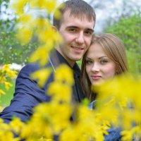 Пётр и Валерия. :: Раскосов Николай