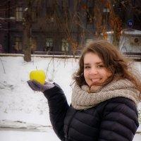 Kristīne. :: Lidija Abeltinja
