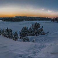 После захода солнца :: Sergey Oslopov