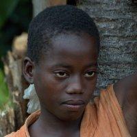 Портрет юной угандийки :: Евгений Печенин