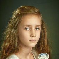 Blue Rose :: Максим Авксентьев