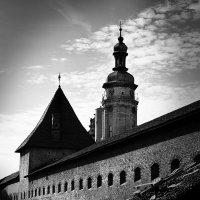 Глинянские ворота и колокольня бернардинского костёла :: Андрий Майковский