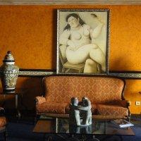 В холле 3 этажа отеля Europe Villa Cortes  5* :: Елена Смолова