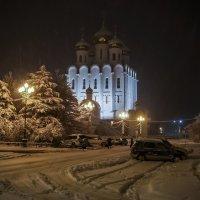 Снежный Магадан. :: Юрий Харченко