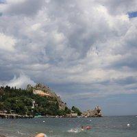 Гурзуф, Лето, отдых :: Alex Yalta