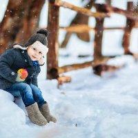 зима :: Юлия Пономарева