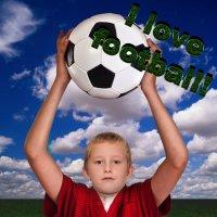 Я люблю фудбол :: Viktor Сергеев