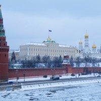Сердце столицы - сердце нашей Родины! :: Илья Дублий