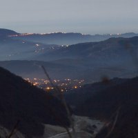 Вечер в горном ауле :: Сахаб Шамилов