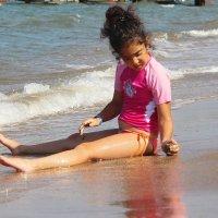 Я сижу на берегу........ :: Маргарита ( Марта ) Дрожжина