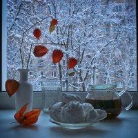 Осень и зима. :: Svetlana Sneg