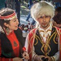 На бажовском фестивале, лето 2014г. :: игорь козельцев