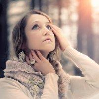 Зимний закат :: Фотохудожник Наталья Смирнова