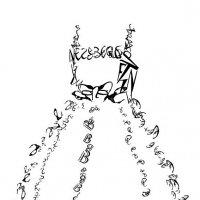 платье из букв :: Анастасия Лещук