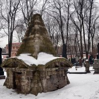 Донской монастырь. Кладбище. :: Владимир Болдырев