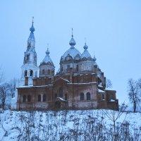 Старополье. Церковь Рождества Христова :: Наталья Левина