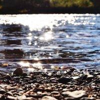 Речка реченька река :: Алина Жукова