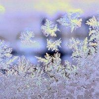 Узоры на окне :: galina tihonova