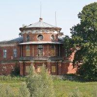 Замок на берегу р. Оки. :: Андрей Синицын