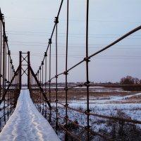 Мост через реку Болву :: Дмитрий Кошелев