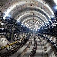 Новый тоннель :: Георгий Ланчевский