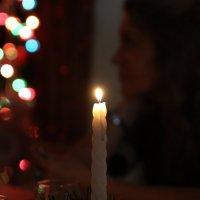 Новогодняя ночь :: Анна Бушуева