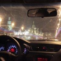 За рулём :: Андрей Сорокин
