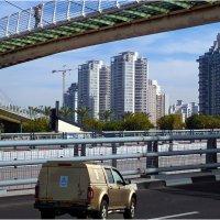 Подвесной мост :: Борис Херсонский