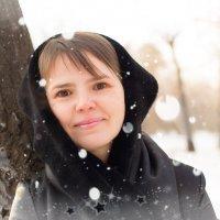 Наконец-то зима :: Надежда Баранова