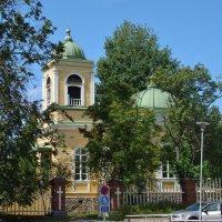 Церковь Святого Захара и Елизаветы в Савонлинне «Pikkukirkko» :: ♛ Г.Король