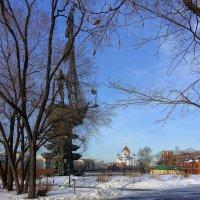 Памятник Петру I :: mila