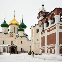 Спасо-Евфимиев монастырь. :: Юрий Шувалов