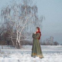 Русская краса. :: Александр Мелих