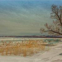 """Озеро """"Большое"""" , Хаккасия :: Сергей Винтовкин"""
