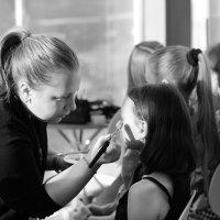 Подготовка к съемкам... :: Татьяна Трухалева