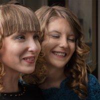 сестры :: Андрей Пашков