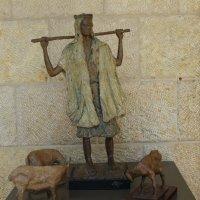 Пастух и его стадо :: Александра