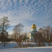 Феодоровский собор в Царском Селе. :: Владимир