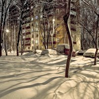Заснежило !!! :: Viacheslav Birukov
