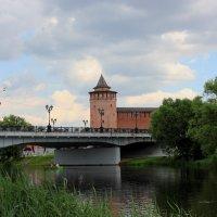 На реке Коломенке. :: Victor Klyuchev