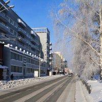 Зимняя дорога :: Анастасия