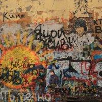 Стена В.Цоя , Арбат :: Борис Данилов
