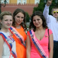 Где же Вы теперь - выпускницы :: Олег Лукьянов