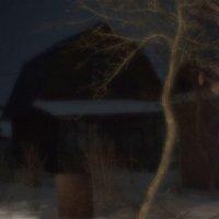 Зимняя ночь :: Анатолий Бастунский