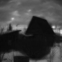 Зимний вечер :: Анатолий Бастунский