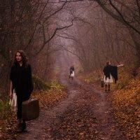 Одиночество :: Никита Лапин