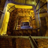 Красоты поступенчатого спуска 1 :: Филипп Дмитриев