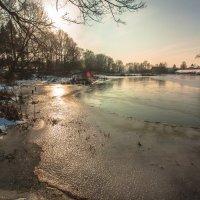 Тонкий лёд :: Игорь Вишняков