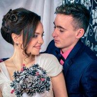 Счастливая пара :: Инна Рогач
