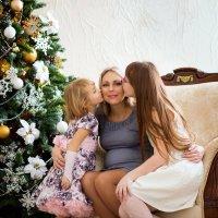 Как мы любим маму! :: Анастасия Масютина